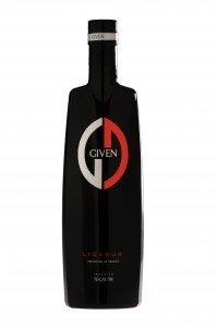 Given liqueur