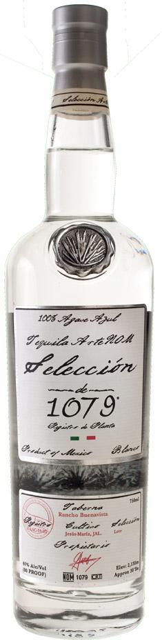 Tequila ArteNOM Seleccion de 1079 Blanco