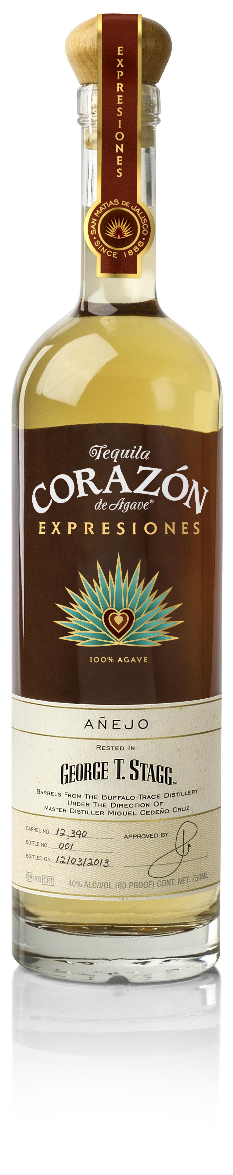 Expresiones del Corazon George T. Stagg Anejo