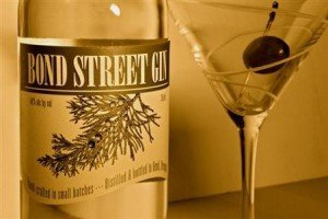 bond street gin
