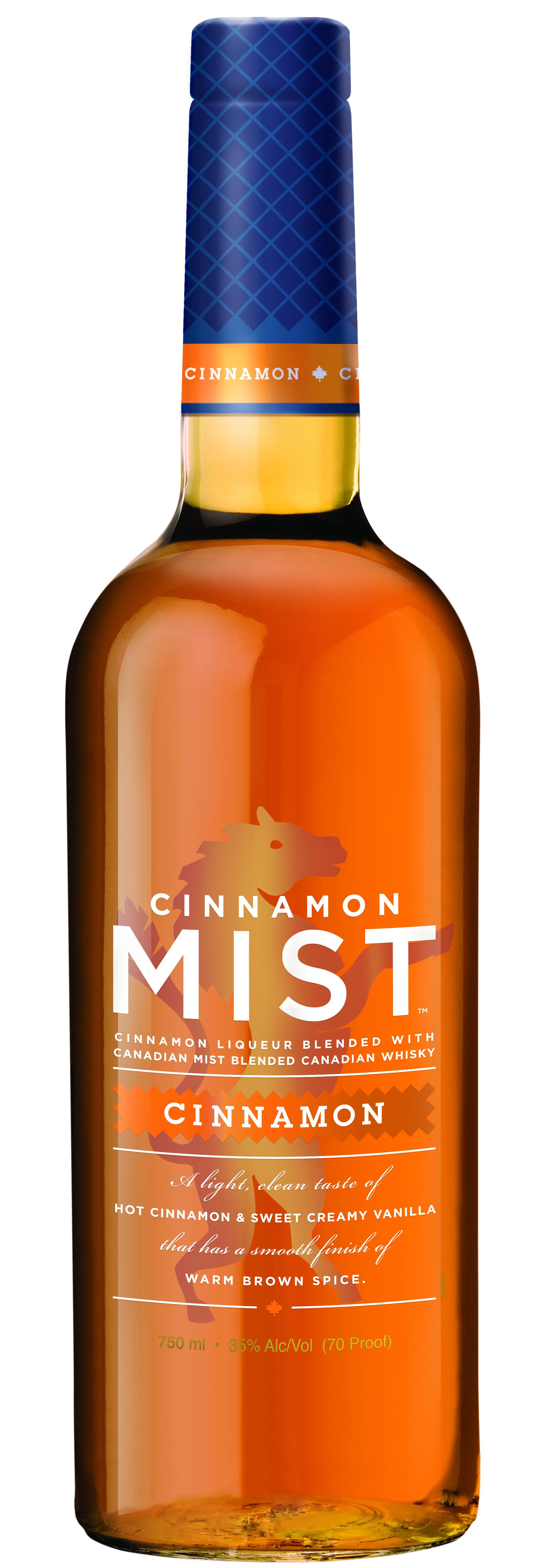Canadian Mist Cinnamon Mist