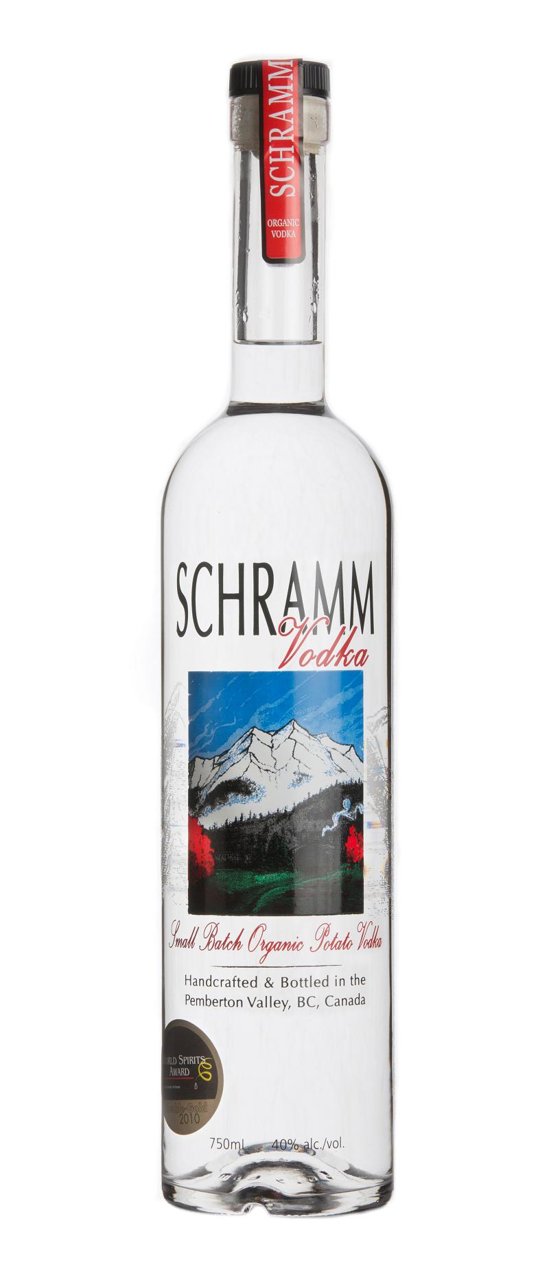 Schramm Organic Vodka