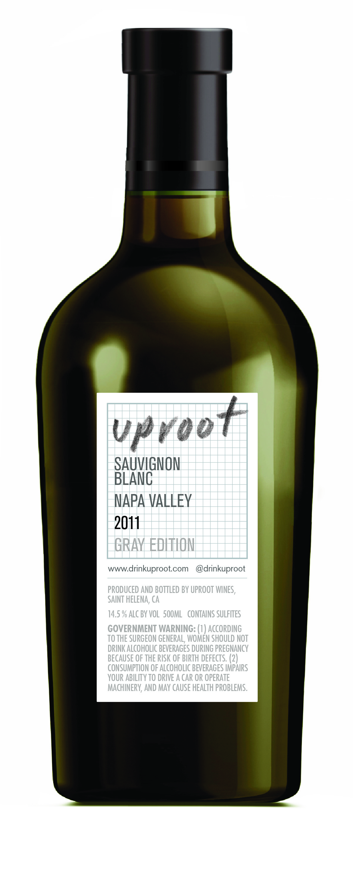 2011 Uproot Sauvignon Blanc Napa Valley