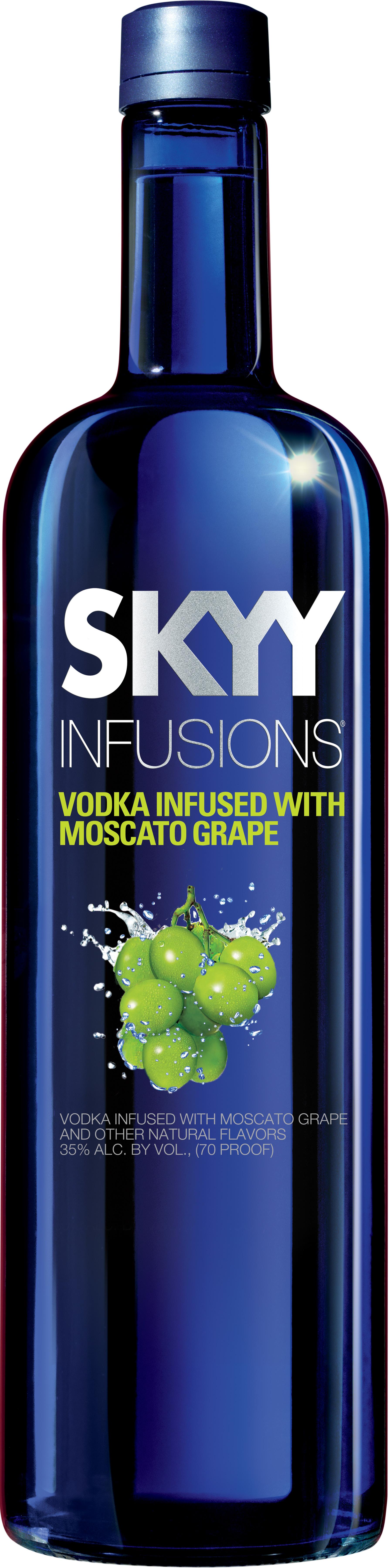 Skyy Infusions Moscato Vodka