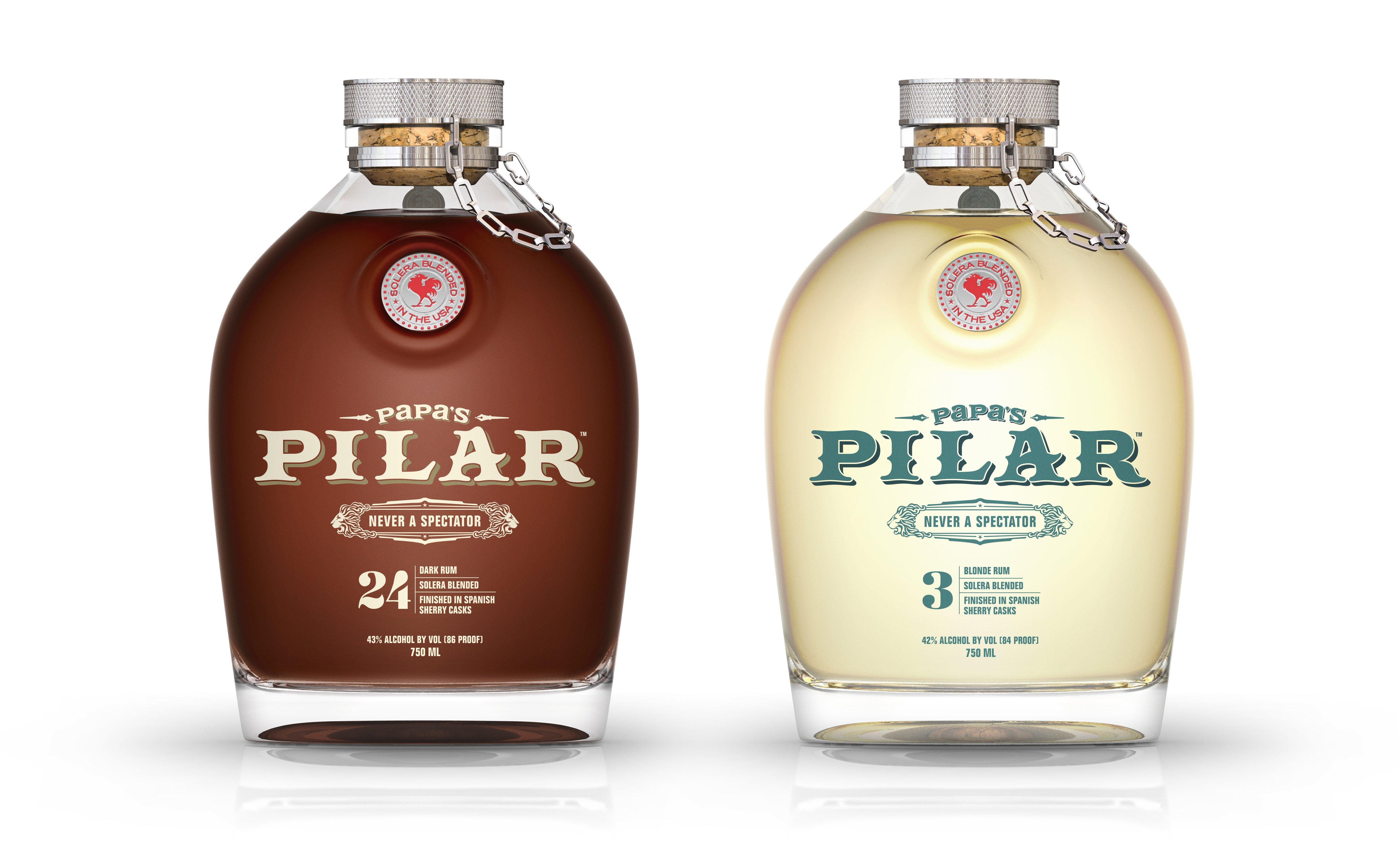 Papa's Pilar 24 Dark Rum Review - thefatrumpirate.com