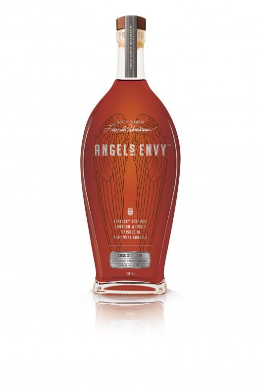 angel's envy cask strength
