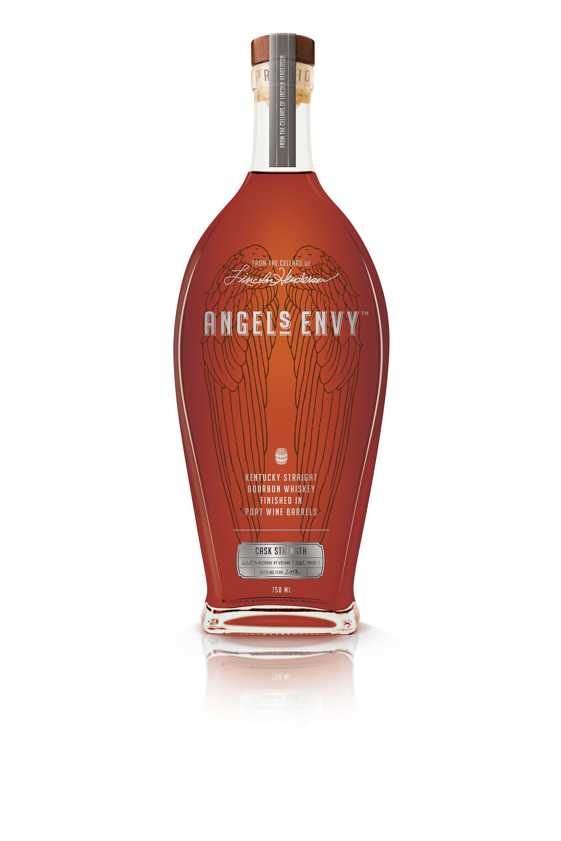 Angel's Envy Cask Strength Bourbon – Limited Edition (2013, 2nd Edition)