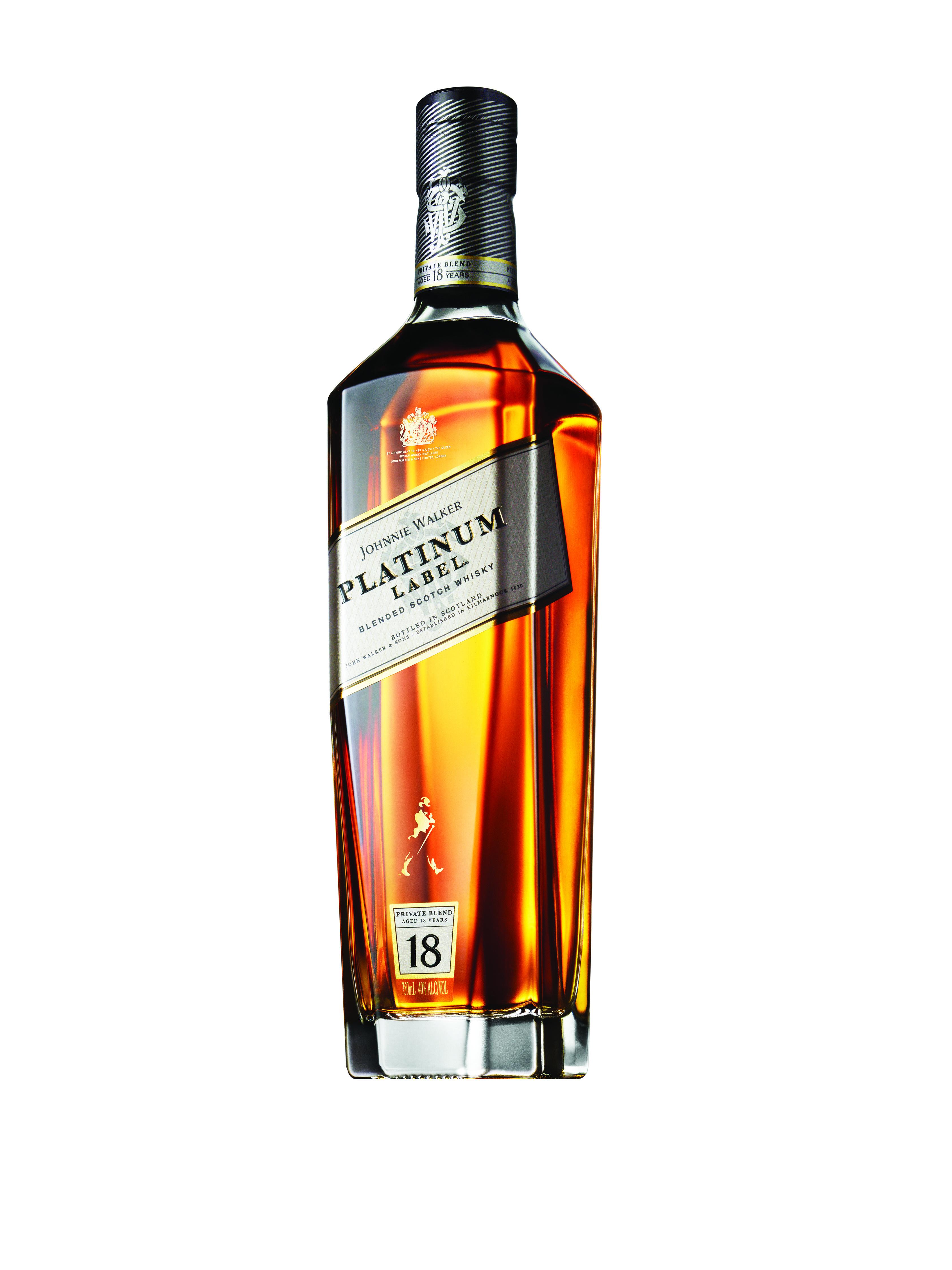 Johnnie Walker Platinum Label 18 Years Old