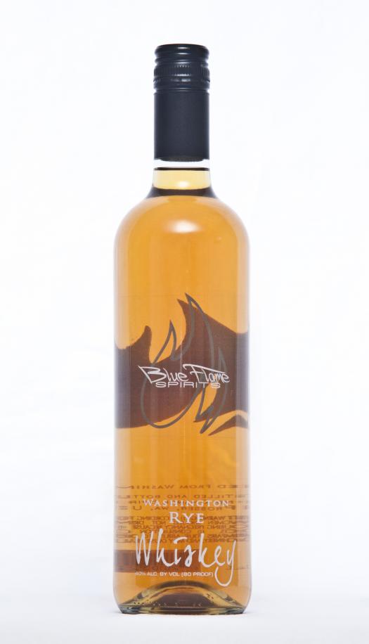 blue flame washington rye