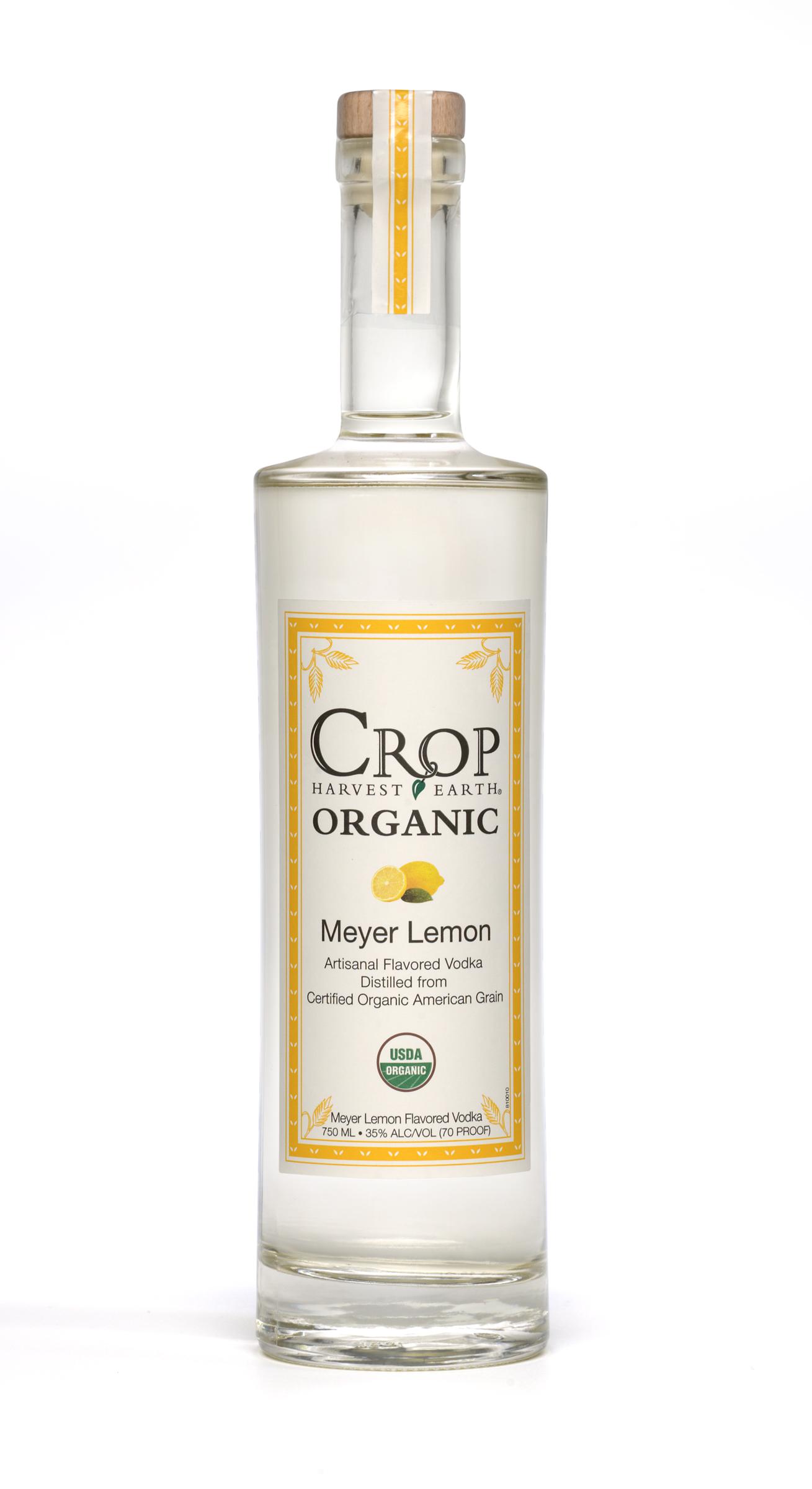 Crop Organic Meyer Lemon Vodka