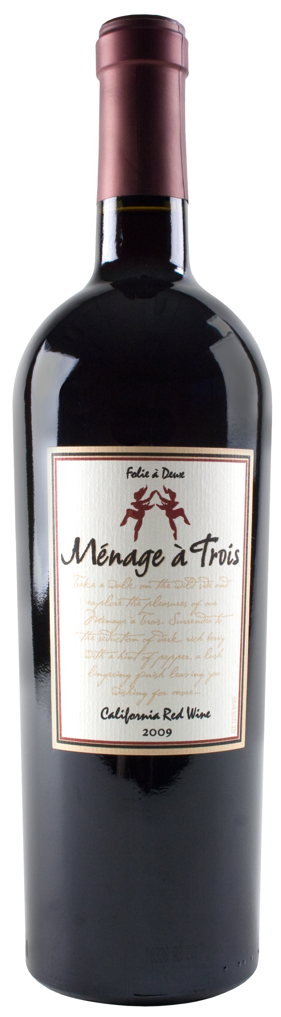 review wines of menage a trois 2013 releases drinkhacker. Black Bedroom Furniture Sets. Home Design Ideas