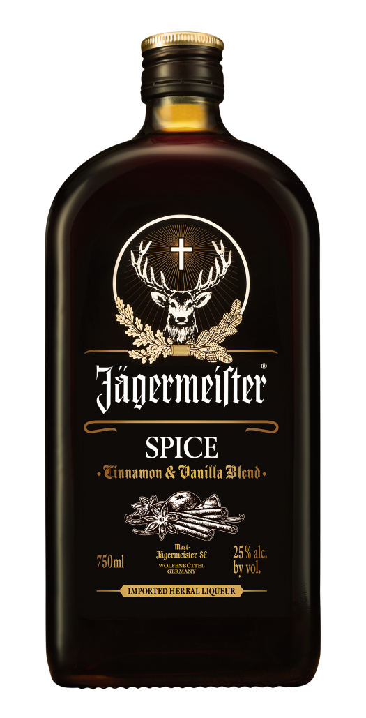 Jägermeister Spice Bottle Image High-res