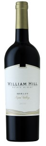 William Hill Estate Winery 2010 Napa Valley Merlot 750ml