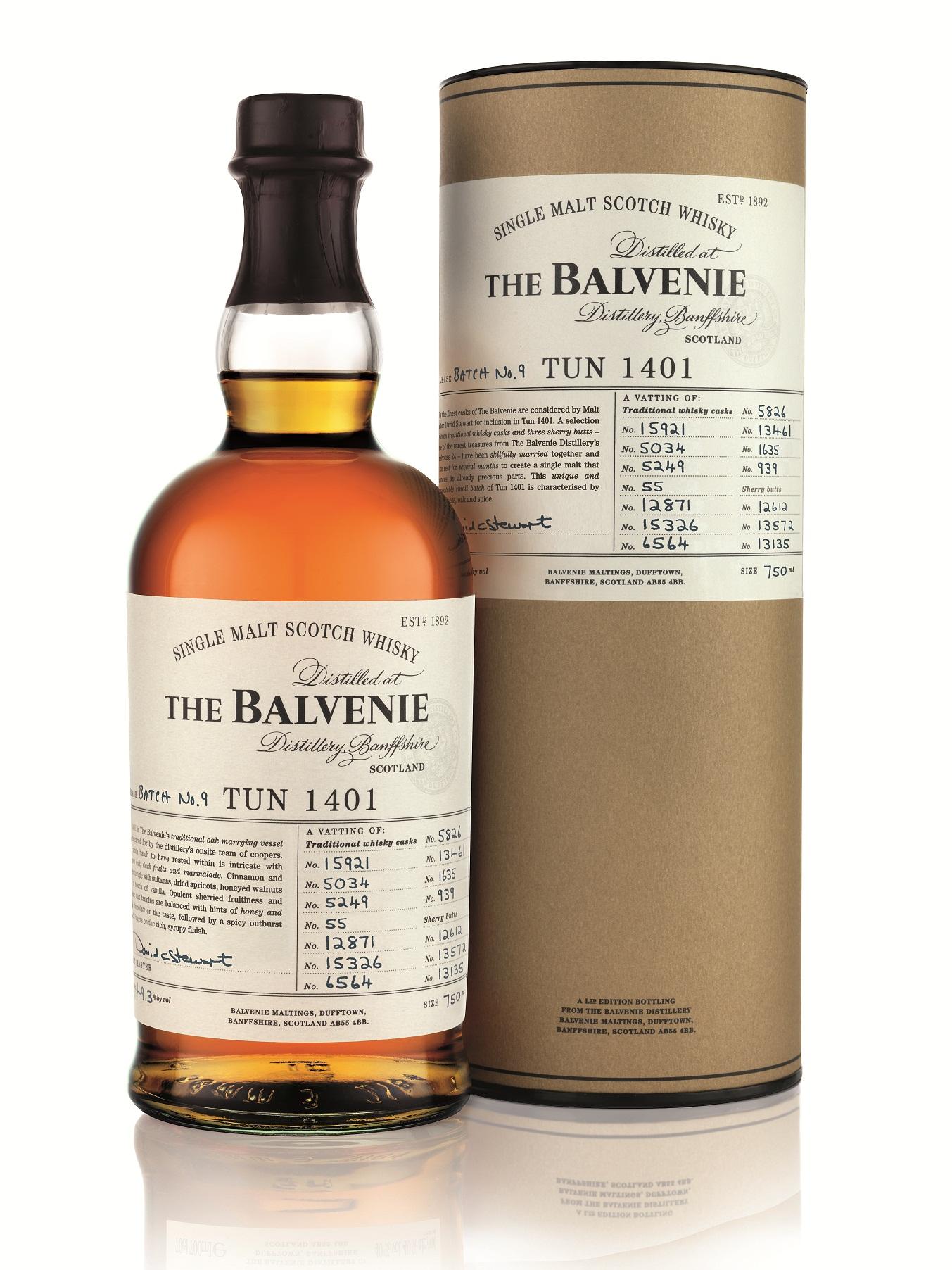 The Balvenie Tun 1401, Batch 9