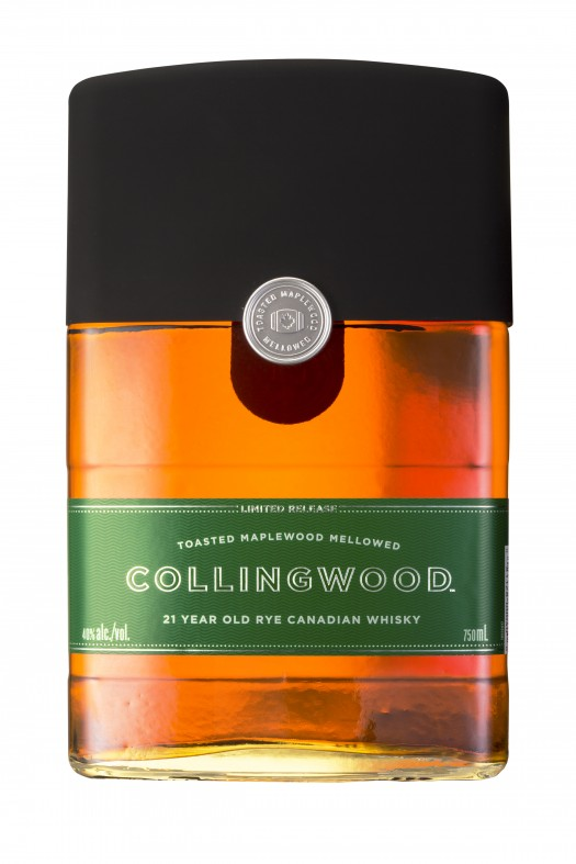 Collingwood Rye 21 Year Old high res