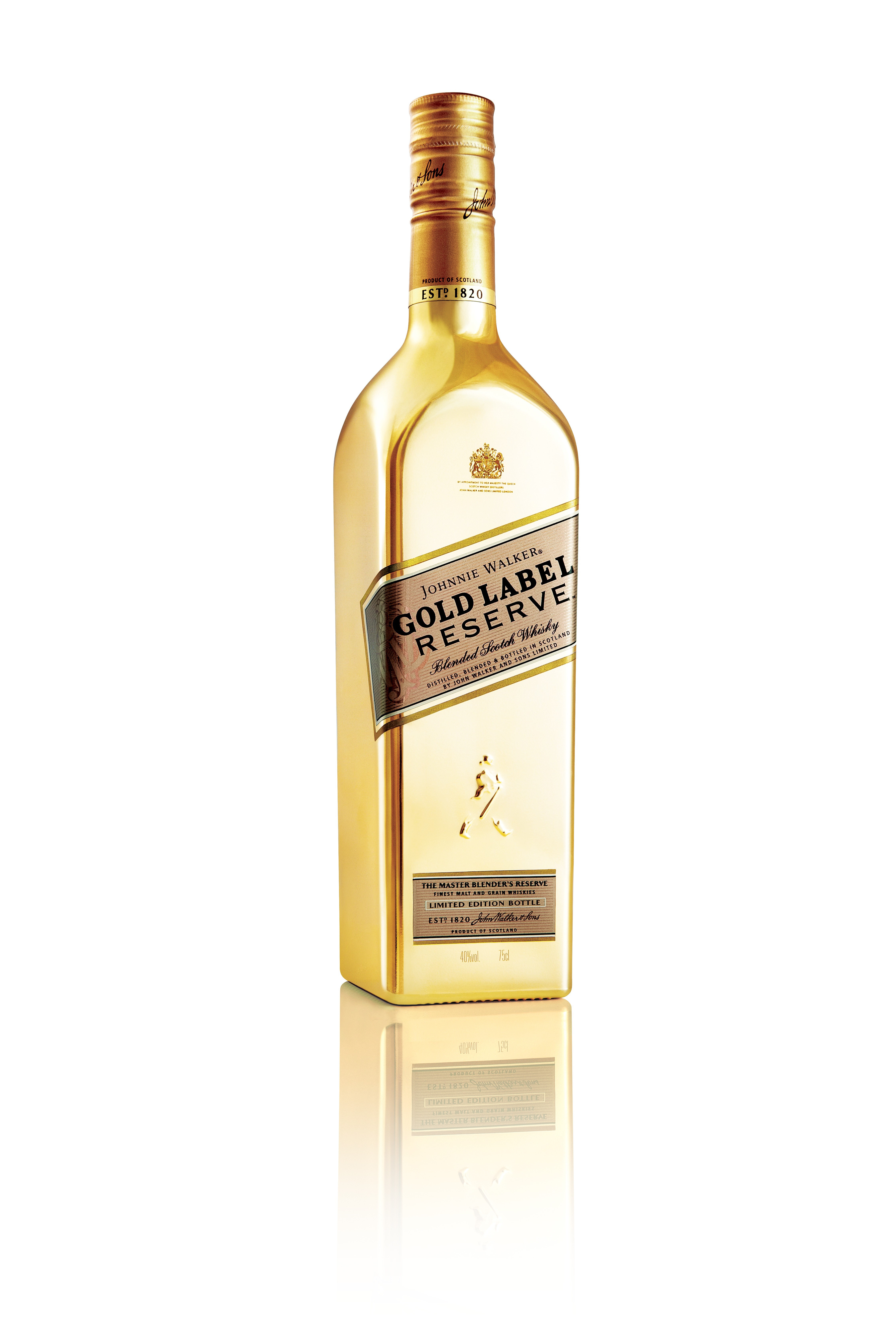 Review Johnnie Walker Gold Label Reserve Drinkhacker