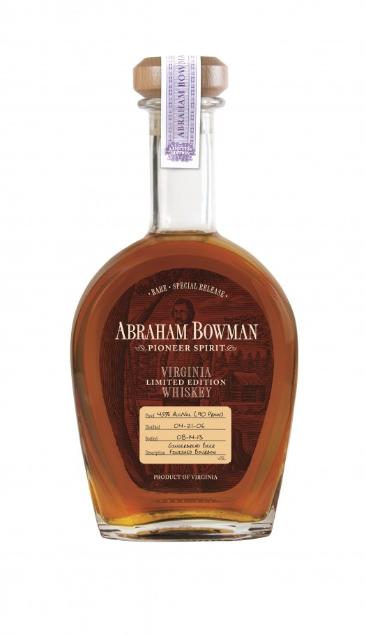 Abraham Bowman digitized Gingerbread Beer Finished Bourbon