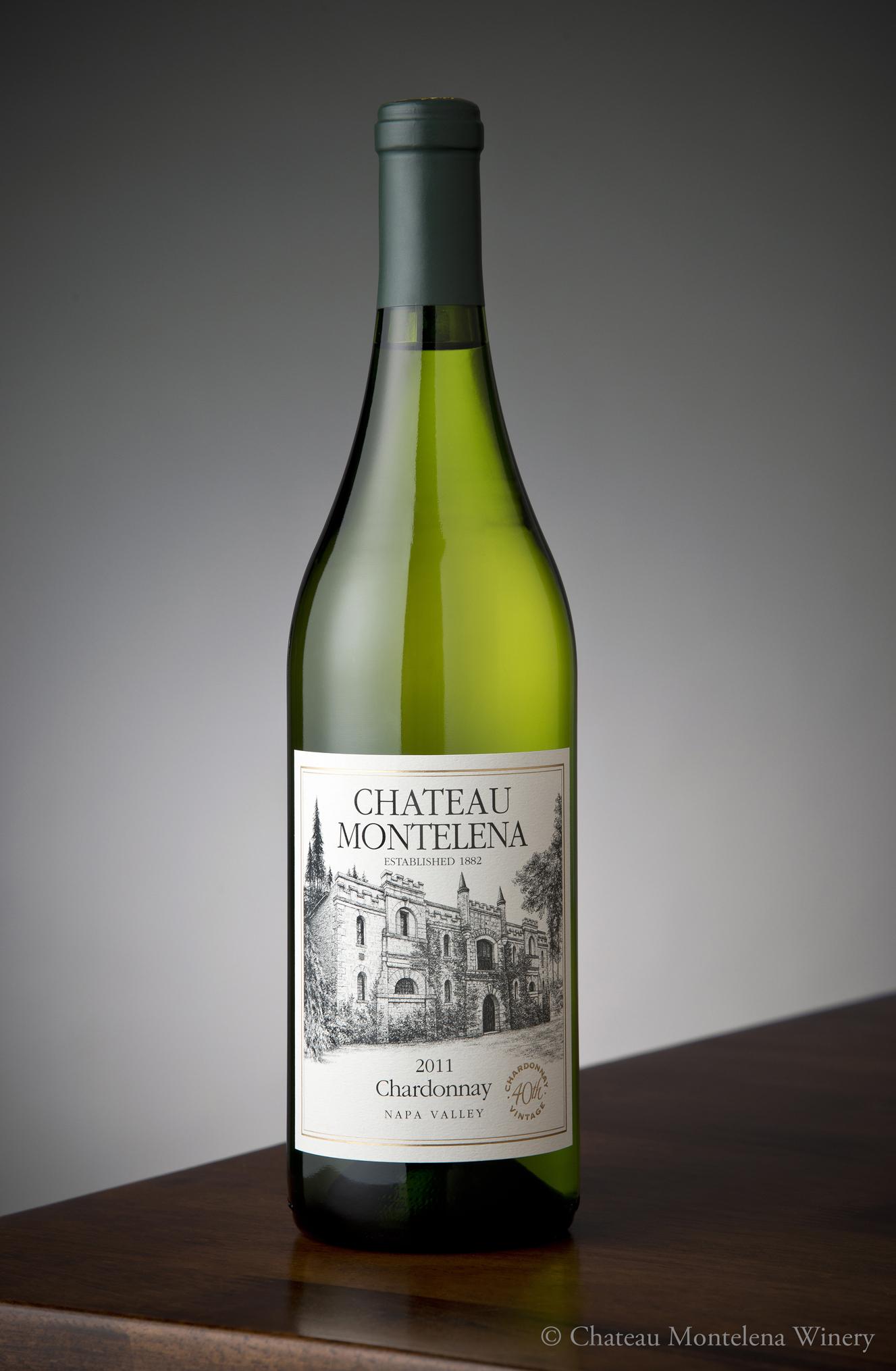 2011 Chateau Montelena Chardonnay Napa Valley