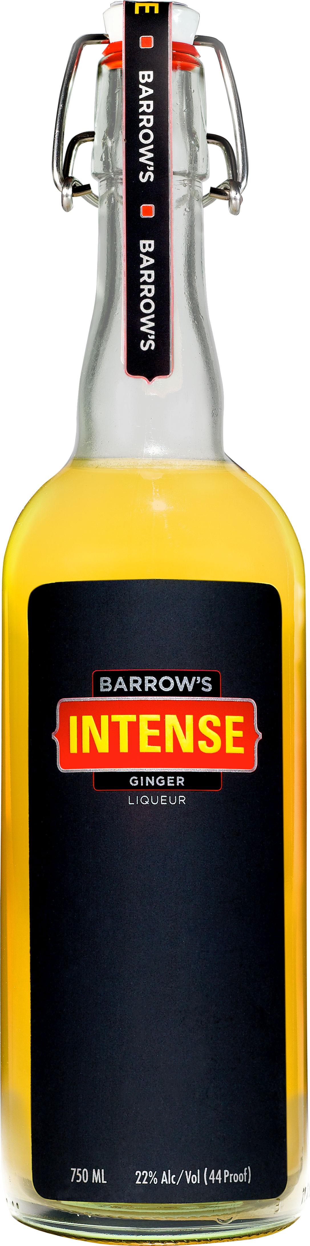 Barrow's Intense Ginger Liqueur