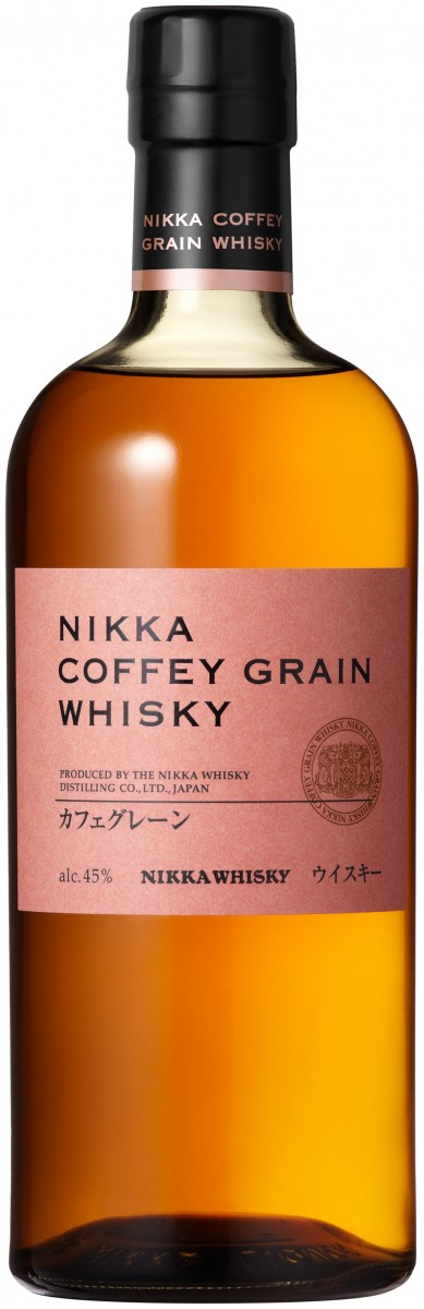 Nikka Coffey Grain 750ml_300