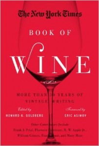 nyt book of wine
