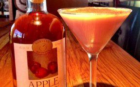 santa fe apple brandy