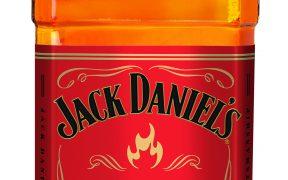 Jack Daniel's Tennessee Fire Bottle