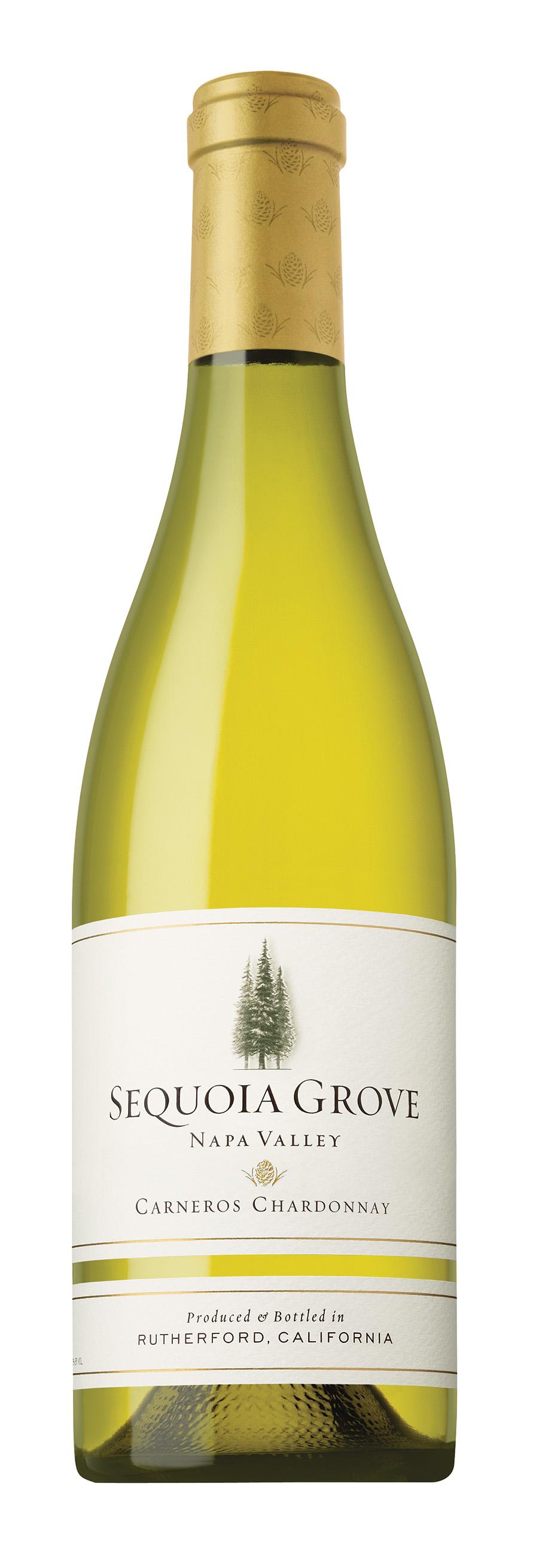 2012 Sequoia Grove Chardonnay Napa Valley