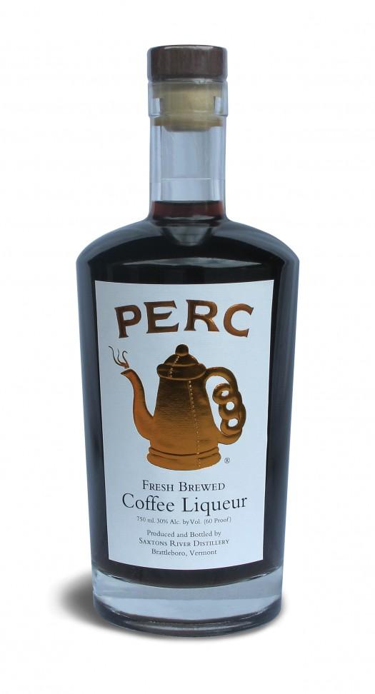 Perc coffee liqueur