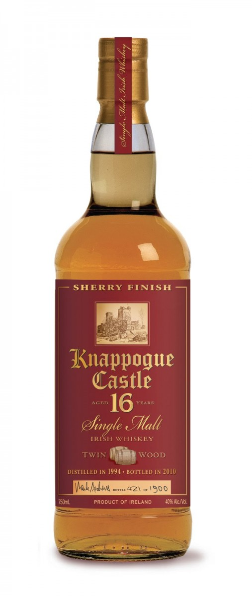 knappogue castle 16 years old
