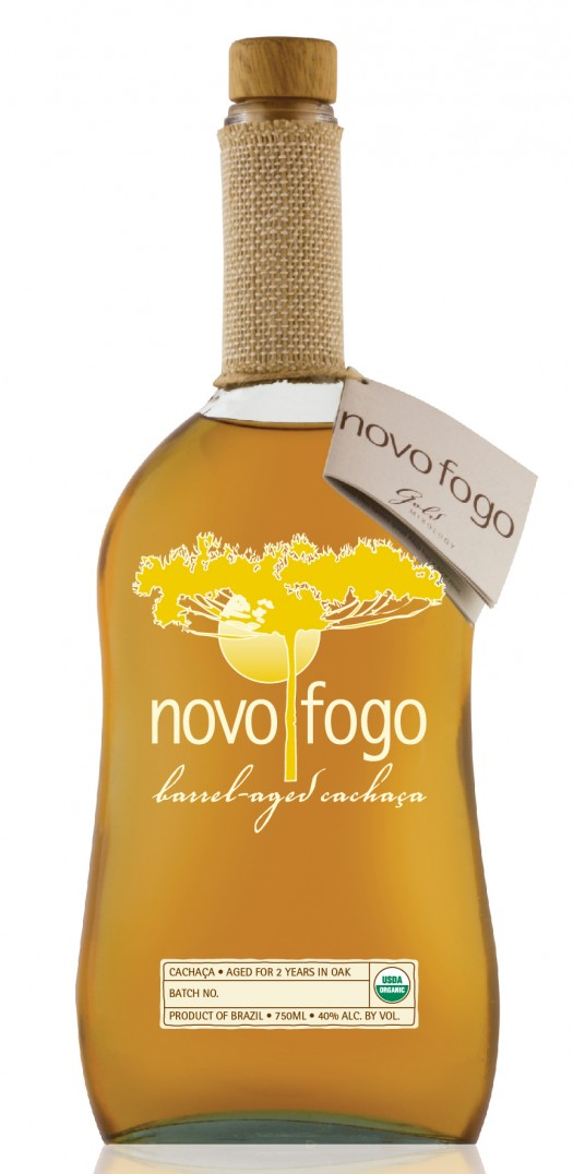novo fogo Barrel-Aged Bottle F#B9C101