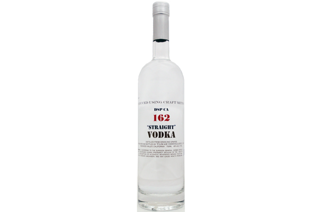 Vodka DSP CA 162 Straight