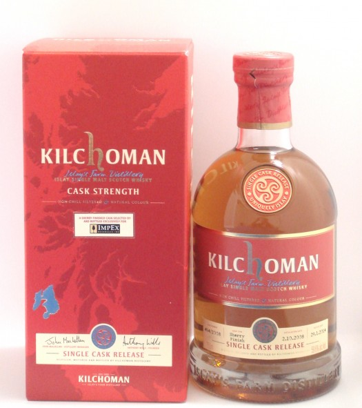 Kilchoman btls Box
