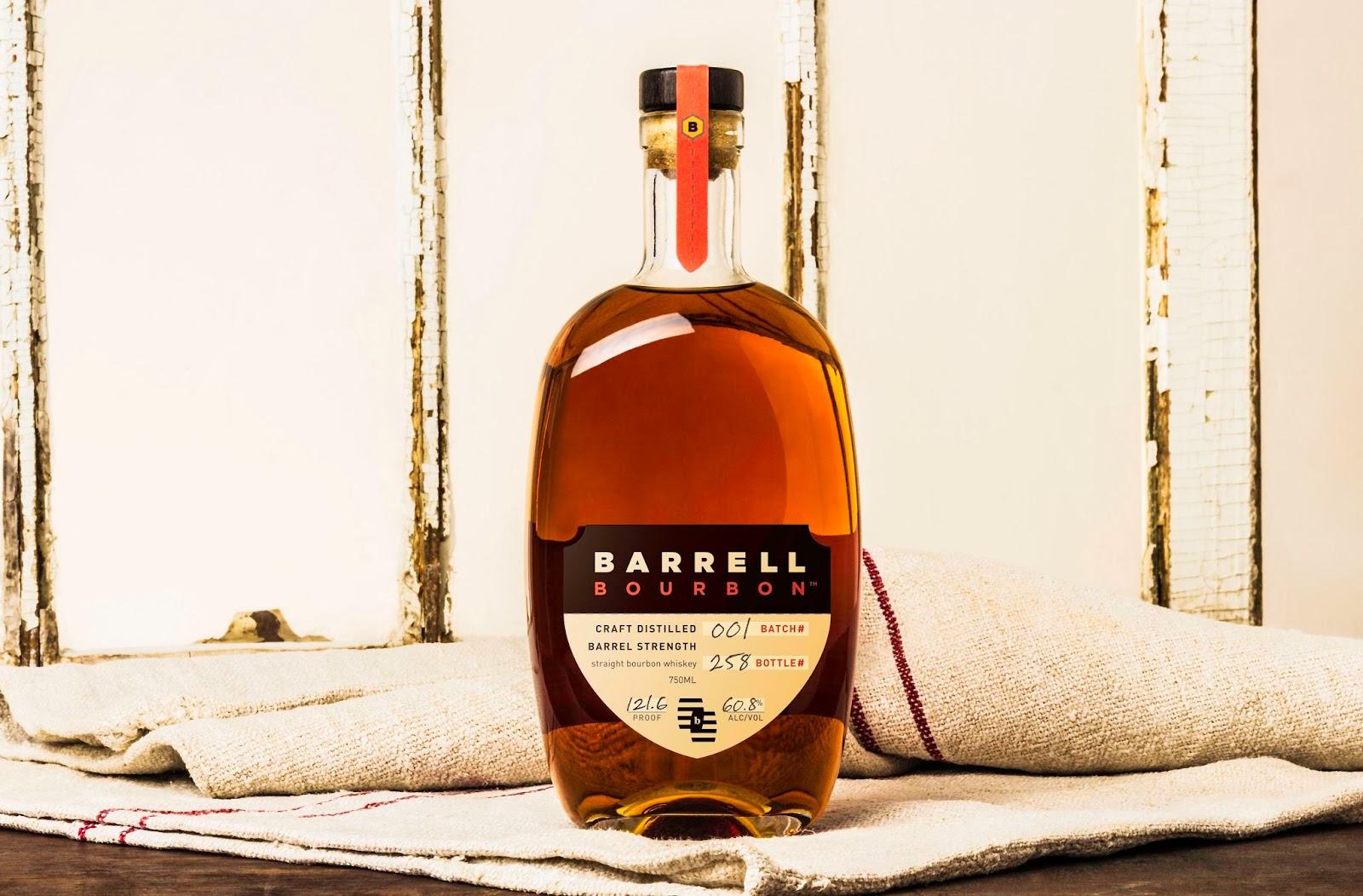 Barrell Bourbon Batch 1