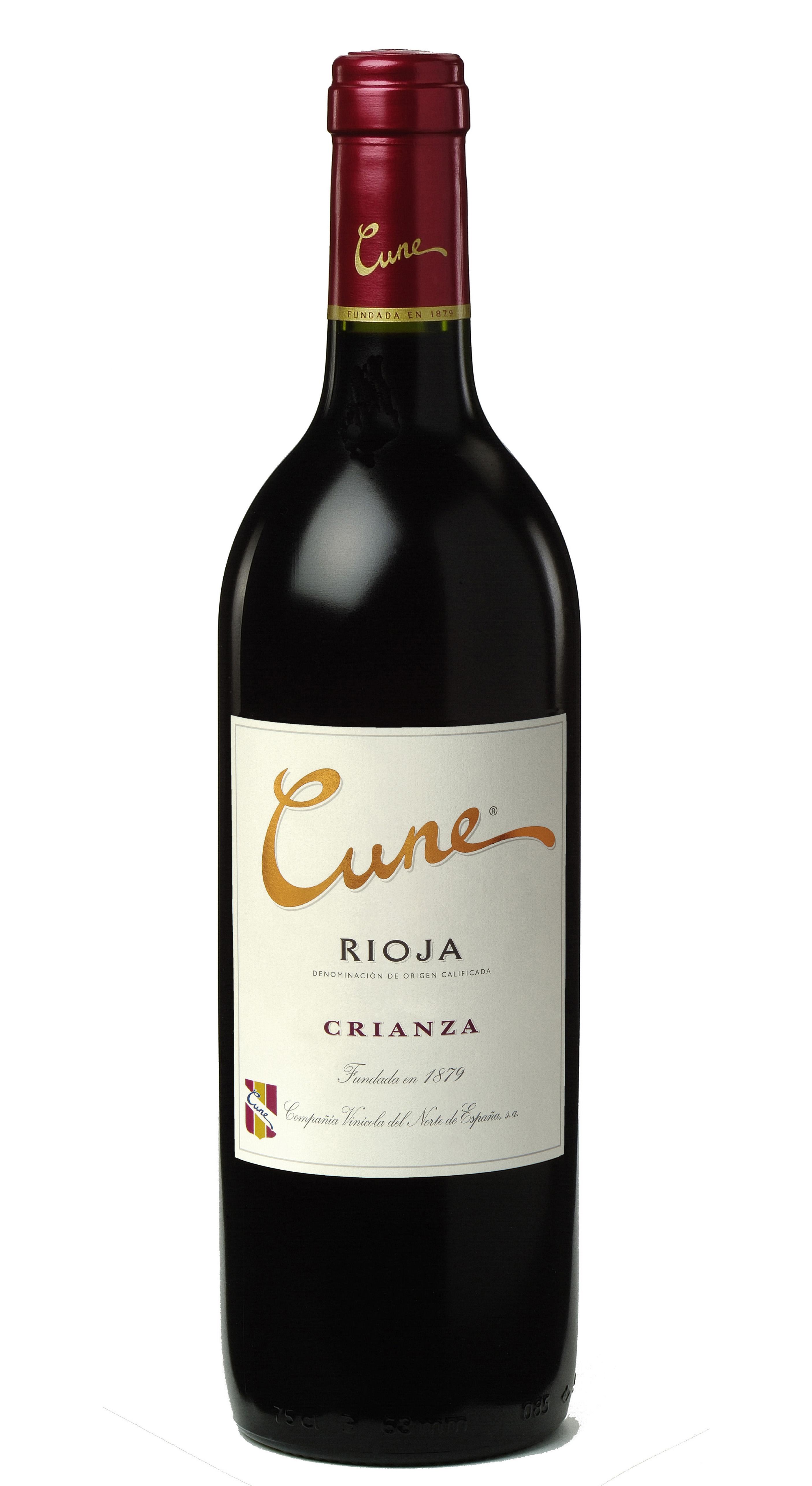 Review: Cune Rioja 2010 Crianza and 2013 Monopole