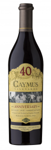 2012 Caymus 40th 750ml Bottle - 300dpi
