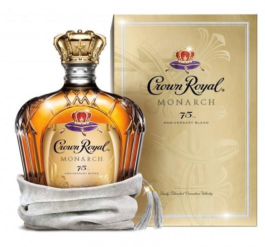 Crown Royal Monarch 75th Anniv Blend_Hi-Res Bottle Shot