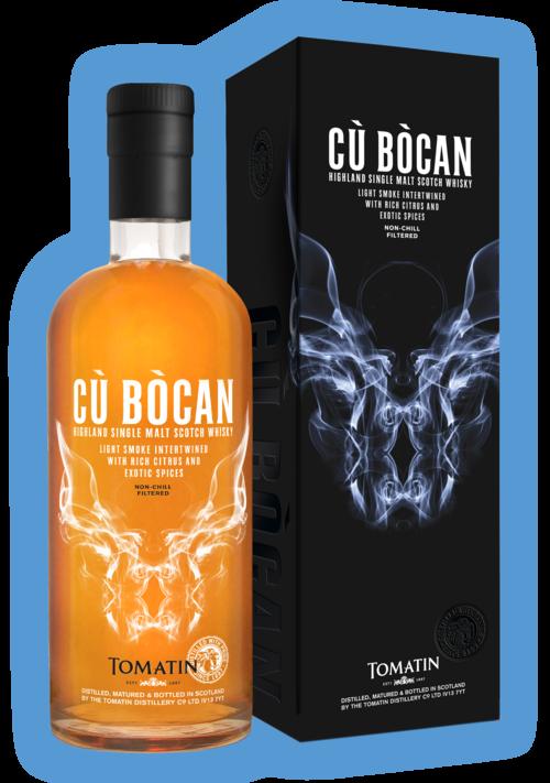 Cu Bocan Bottle Image