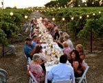 LoCA Lifestyle, Vineyard Dinner. Courtesy Randy Caparoso