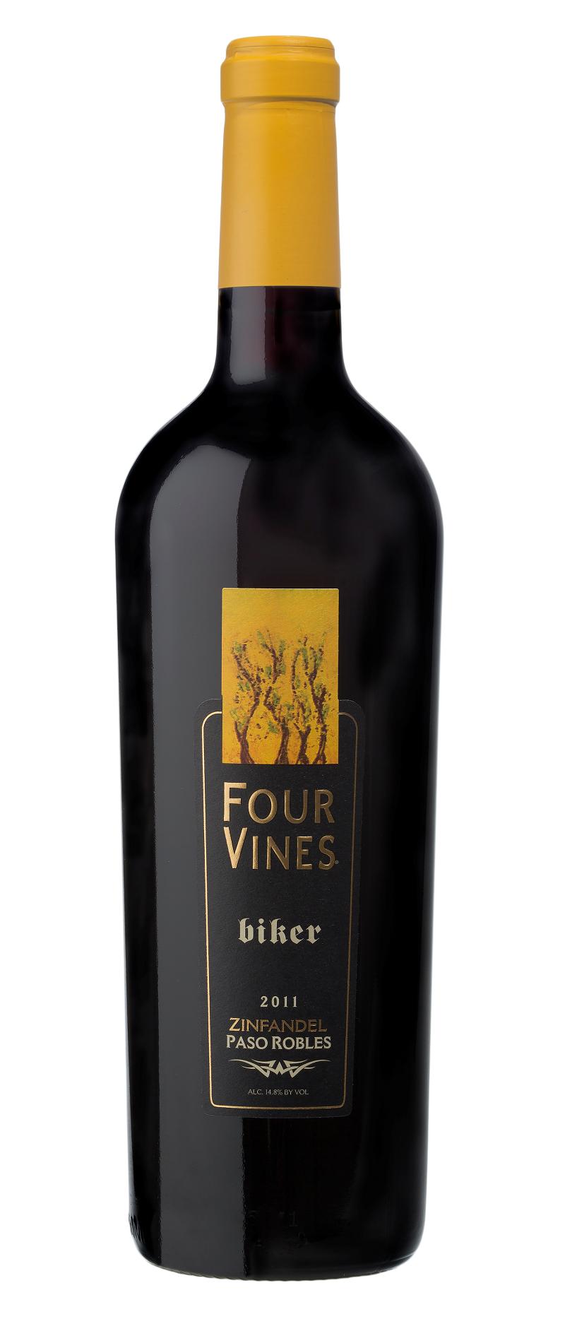 Four Vines Naked Chardonnay 2018 | Old Vine Wine & Spirits
