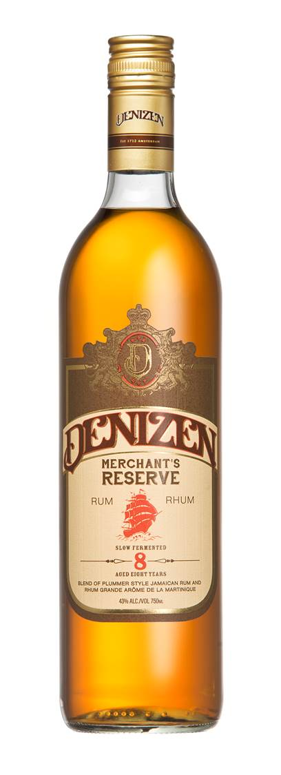 Denizen Merchant's Reserve Bottle Shot