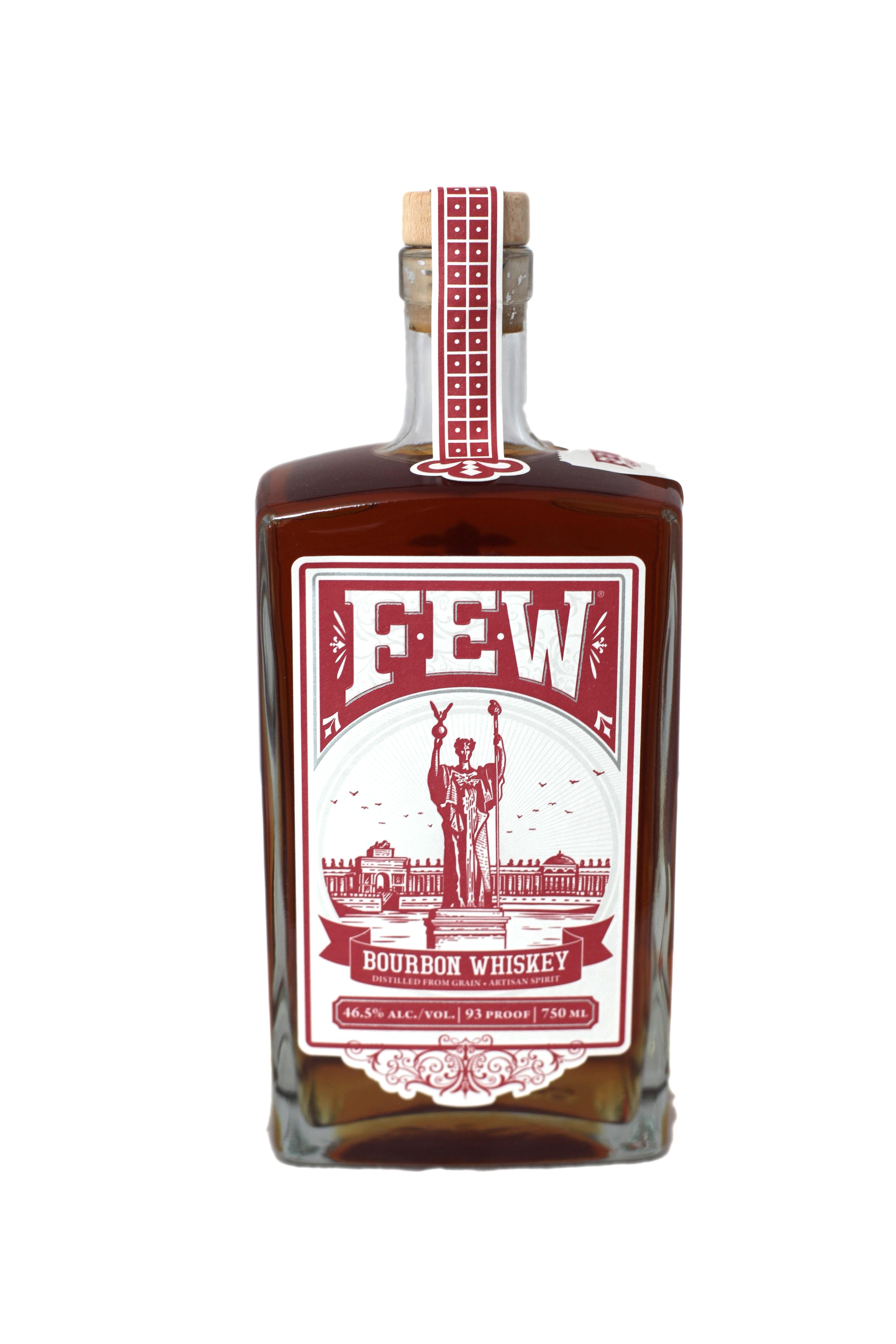 Few Spirits Bourbon Whiskey