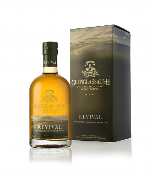 Glenglassaugh Revival infront