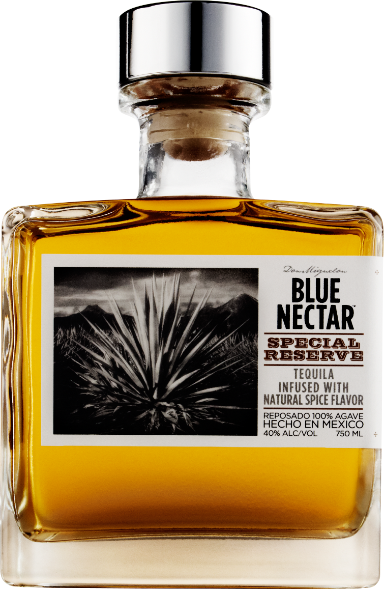 Blue Nectar Tequila Special Reserve
