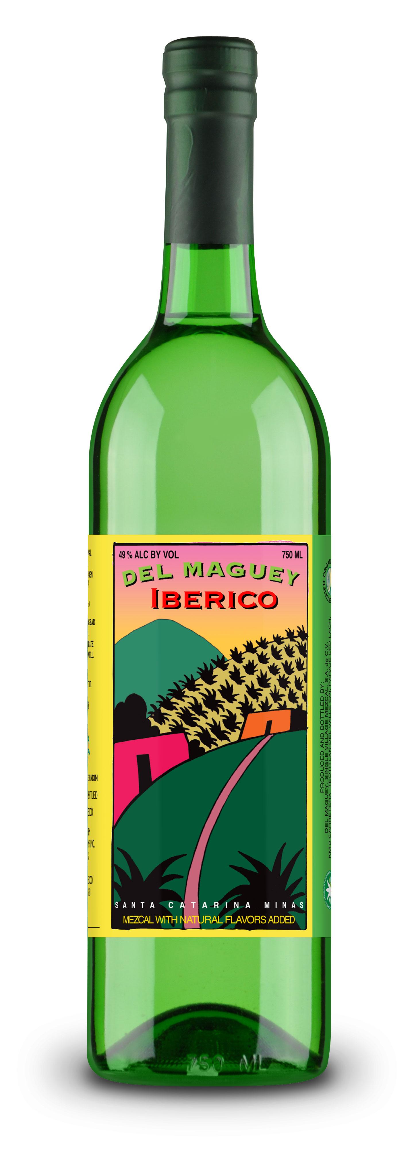 Del Maguey Iberico Mezcal