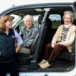 Al and Wanda Bechthold and Jillian Johnson-Courtesy Lodi Winegrape Commission
