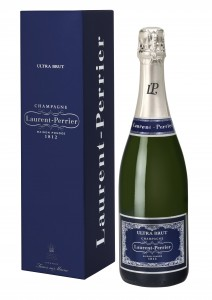Laurent Perrier Ultra Brut with Box Hi Res