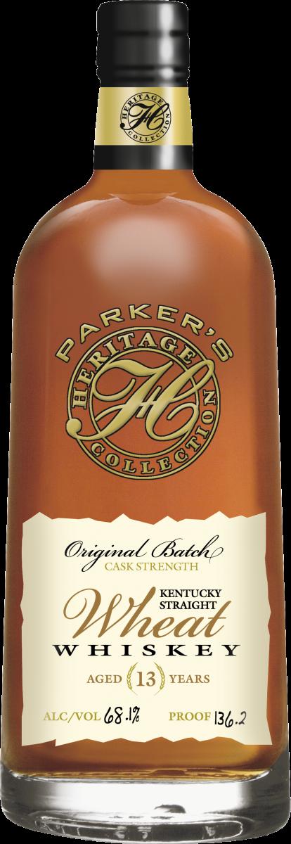 Parker's Original Batch Bottle Shot