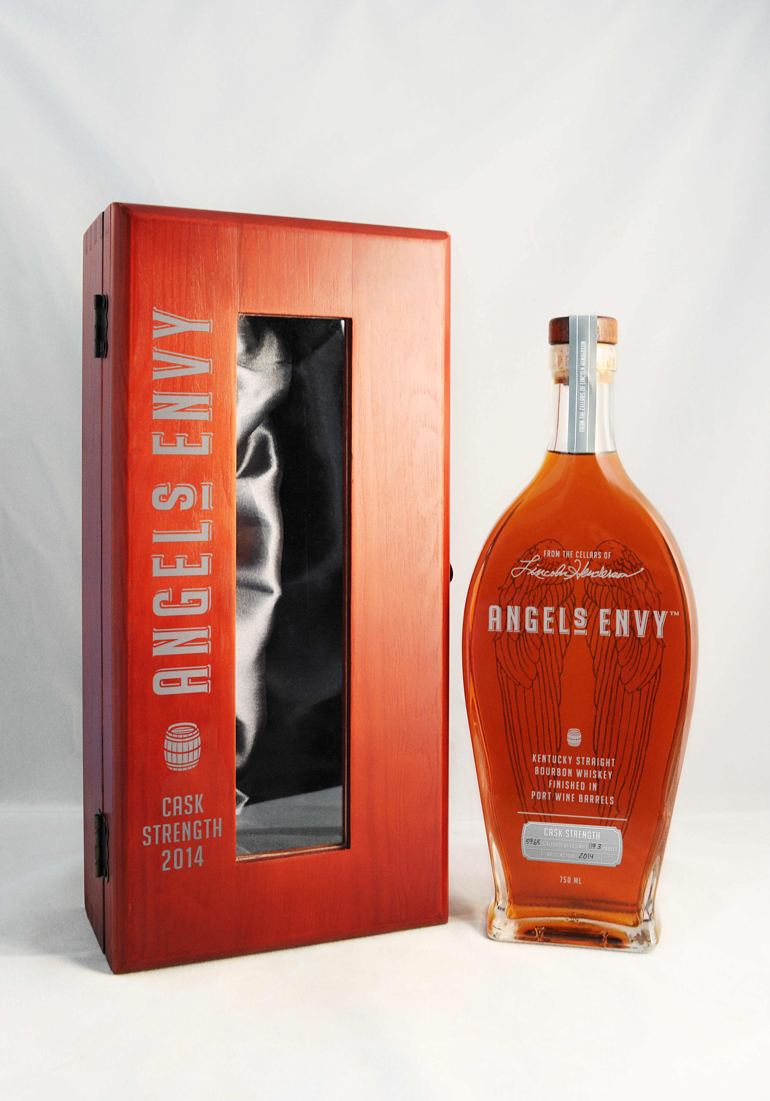 Angel's Envy Cask Strength Bourbon - Limited Edition (2014)