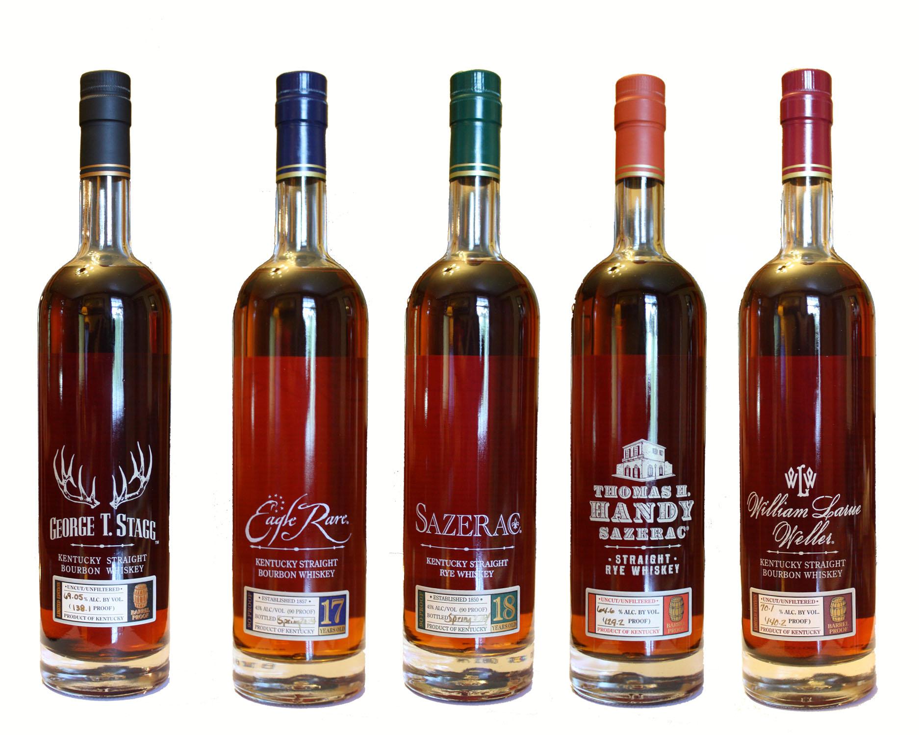 William Larue Weller Bourbon 2014